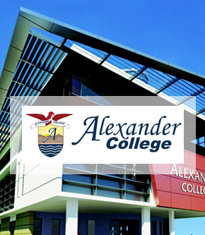 Image result for alexander college