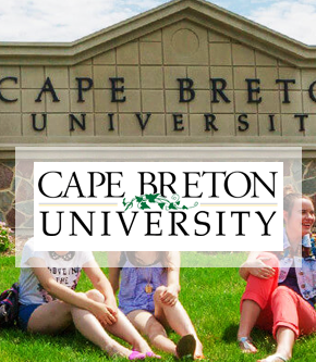 Cape Breton university-CBU