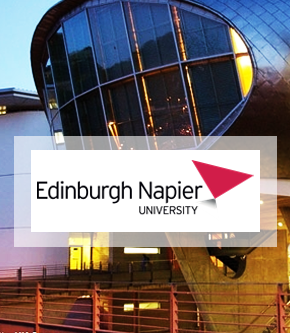 Edinburgh Napier University uk