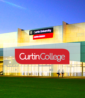 Study at Curtin University College