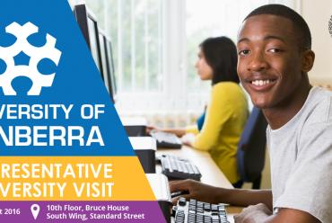 Canberra Representative University Visit
